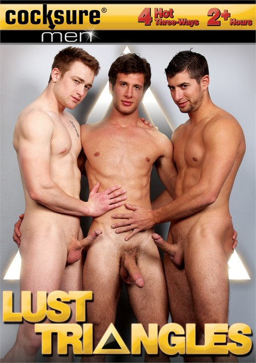 Lust Triangles Cover Front