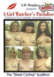 Girl Watcher's Paradise Volume 2016, A Porn Video