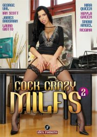 Cock Crazy MILFs 2