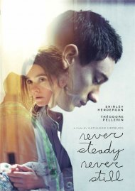 Never Steady, Never Still gay cinema DVD from Allied Vaughn