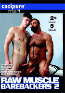 Raw Muscle Barebackers 2 Boxcover