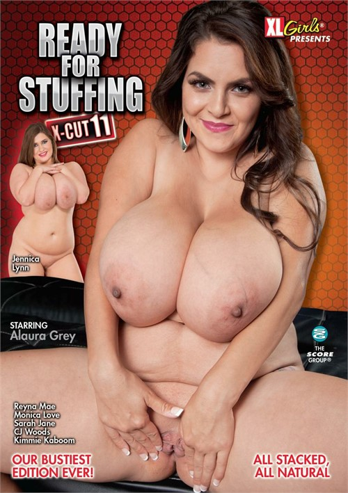 Ready For Stuffing X-Cut 11 Naturally Busty Sarah Jane CJ Woods
