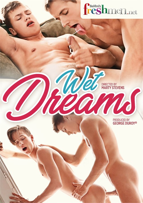 Wet Dreams Cover Front