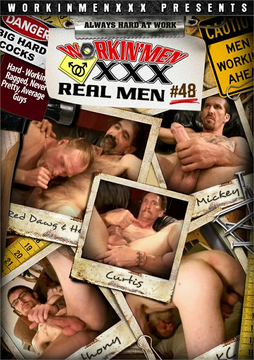 Real Men 48 Boxcover