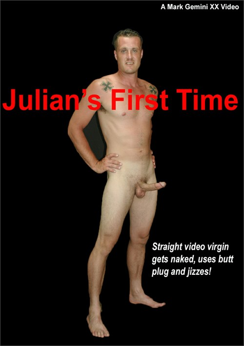 Julian's First Time Boxcover