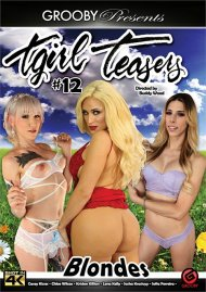 TGirl Teasers #12: Blondes image