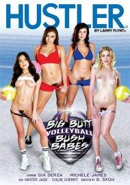 Big Butt Volleyball Bush Babes image