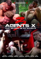 Agents X3 Boxcover