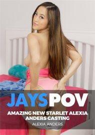 Amazing New Starlet Alexia Anders Casting image