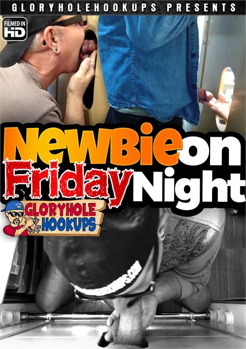 Newbie on Friday Night Boxcover