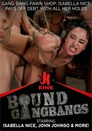 Gang Bang Pawn Shop Isabella Nice Pays Off Debt With All Her Holes image