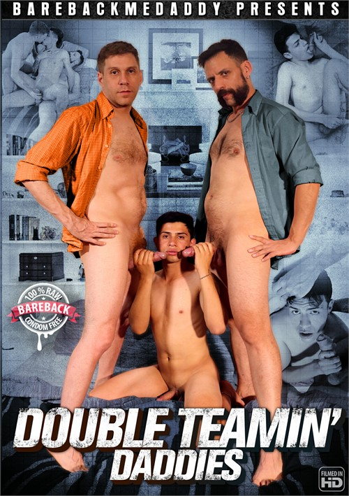 Double Teamin Daddies Boxcover