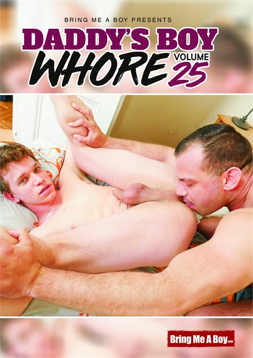 Daddy's Boy Whore 25 Boxcover