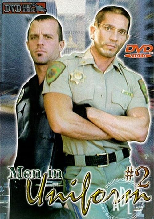 Men in Uniform 2 Boxcover