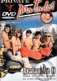Matador 12: Avalanche II, Sex in the Alps Porn Movie