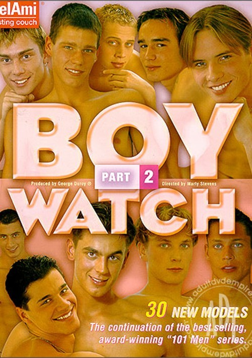 Boy Watch 2 Cover Front
