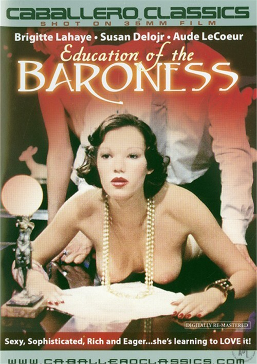 Education Of The Baroness  Porn Dvd 1977  Popporn-9193
