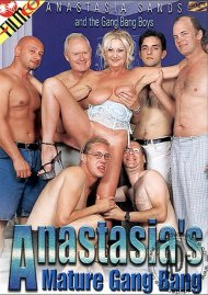 Anastasia's Mature Gang Bang