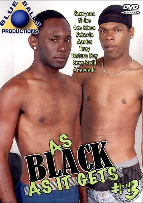 As Black As It Gets 3 Boxcover