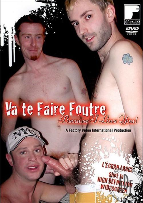 Va Te Faire Foutre (Because I Love You!) Boxcover