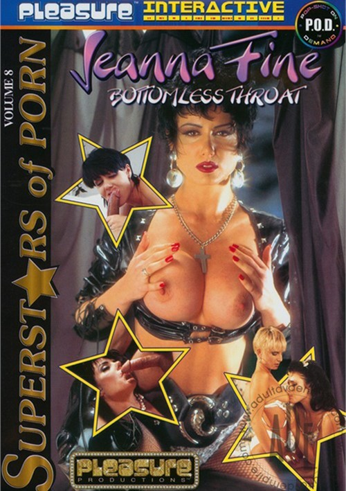Superstars of Porn: Jeanna Fine