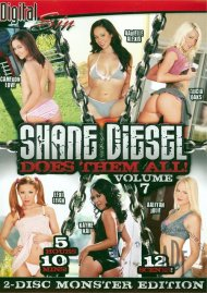 Shane Diesel Does Them All! Vol. 7 Porn Video