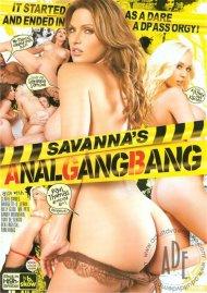 Savanna's Anal Gangbang Porn Video