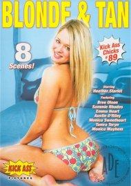 Kick Ass Chicks 89: Blonde & Tan