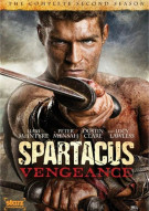 Spartacus: Vengeance - The Complete Second Season Movie