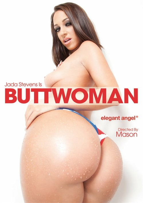 Jada Stevens Is Buttwoman Boxcover