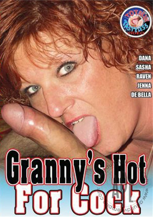 Grannys Hot for Cock