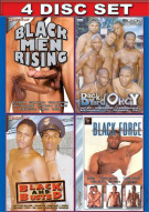Deep In A Black Mans Ass 4-Pack Gay Porn Movie
