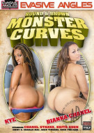 Round & Brown Monster Curves Porn Movie