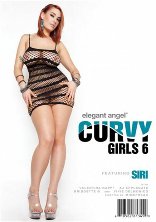 Curvy Girls Vol. 6 Boxcover