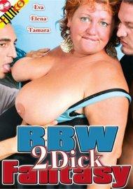 BBW 2 Dick Fantasy Porn Video