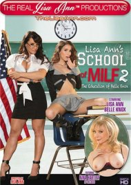 Lisa Ann's School Of MILF 2: The Education Of Belle Knox