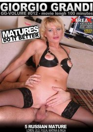Matures Do It Better Porn Video