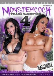 Monstercock Trans Takeover 4 Porn Movie