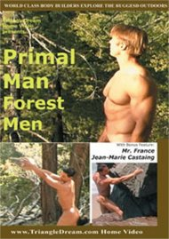 Primal Man: Forest Men Gay Porn Movie