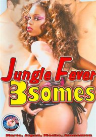 Jungle Fever 3somes Porn Video