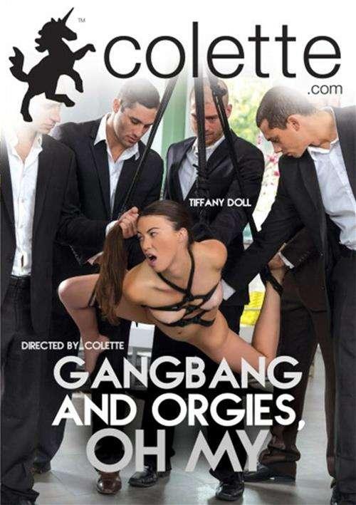 Gangbangs and orgies