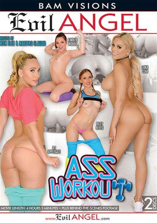 Ass Workout 2016  Adult Dvd Empire-2109
