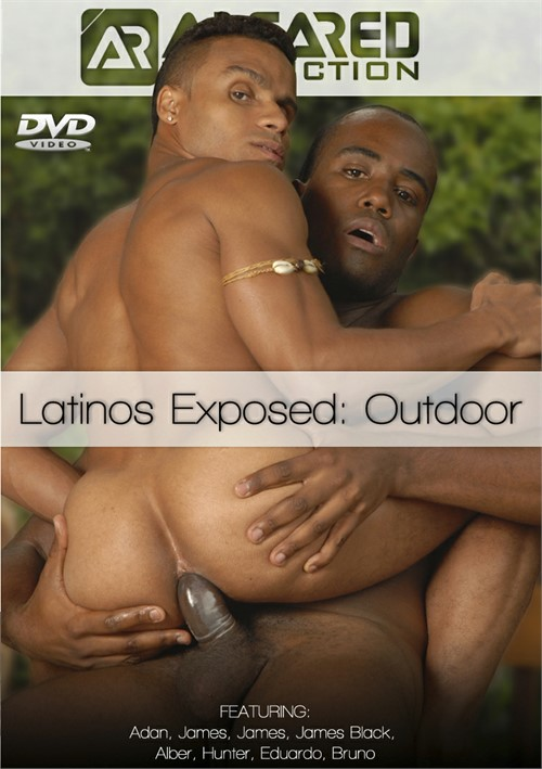 Latinos Exposed: Outdoor Boxcover