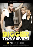 Bigger Than Ever! Boxcover