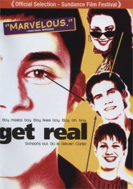 Get Real gay cinema DVD from Paramount Pictures.