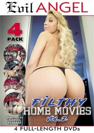 Filthy Home Movies 4-Pack Vol. 2