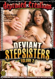 Deviant Stepsisters Vol. 2