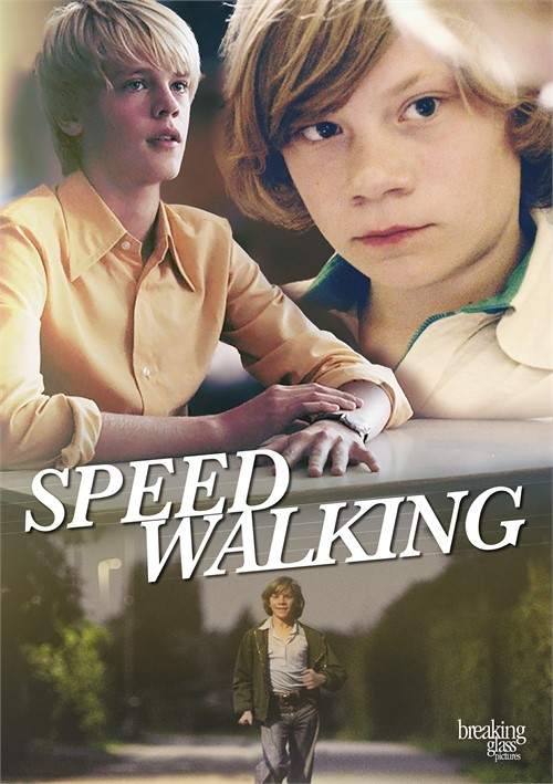Speedwalking image