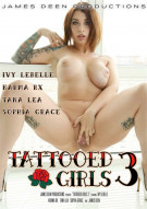 Tattooed Girls 3 Porn Video