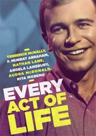 Every Act of Life gay cinema DVD from Passion River